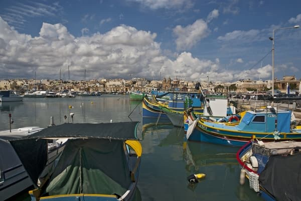 © flickr.com/photos/ben124/ vakantie webcams Malta